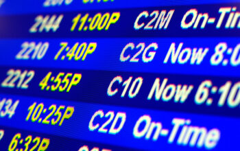 Розклад рейсів Зима
